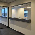 Project i.o.v. Bolckmans Hoogstraten Project in Roosendaal   Glazen wanden   Medea